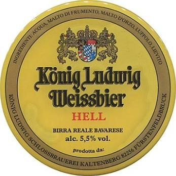 Konig Ludwing Weissbier