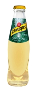 cl 20 ginger ale