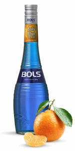 Bols blu curracao