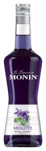 Monin liquore violetta