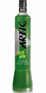 Vodka artic menta verde