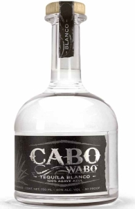 Tequila cabo wabo blanco
