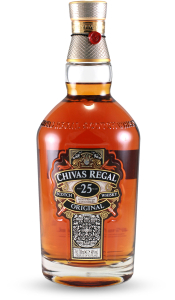 Chivas Regal 25 anni