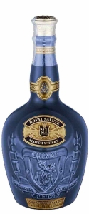Chivas regal 21 anni royal salute