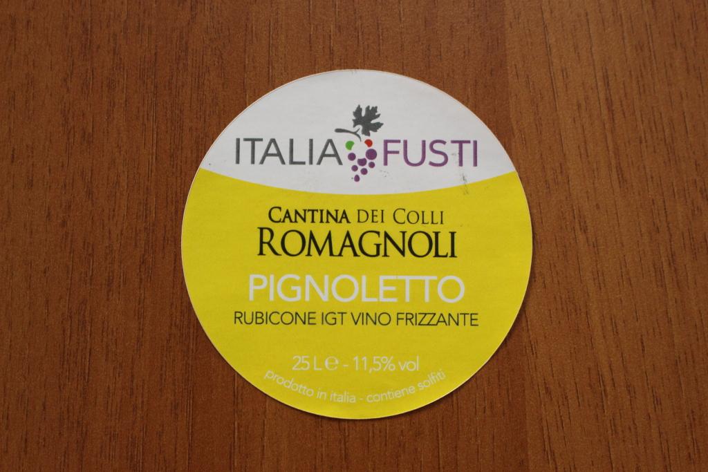 Pignoletto lt 25