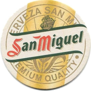 Fusto San Miguel lt 20